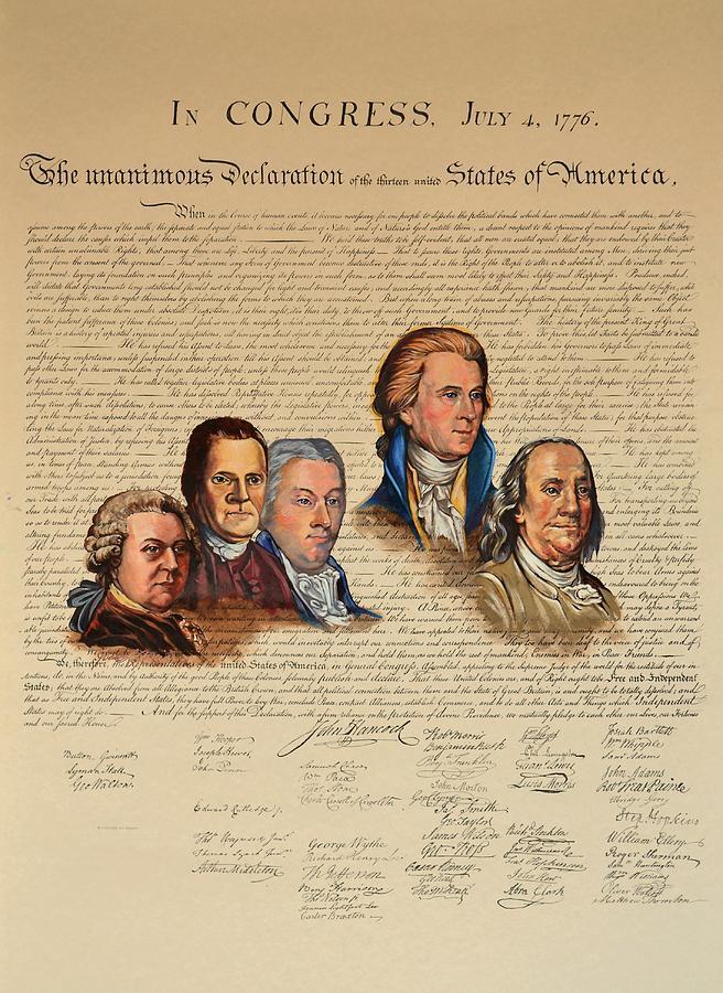 Committee of Five by Joan Garcia