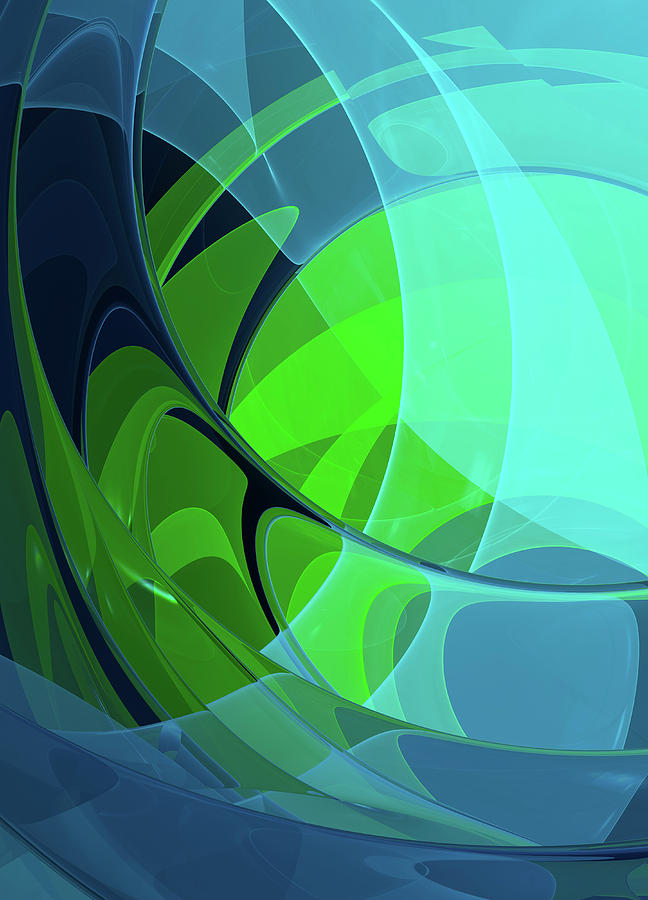 Complex Full Frame Abstract Backgrounds by IKON IMAGES
