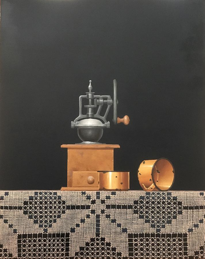 CON AROMA A CAFE III by Hernan Miranda