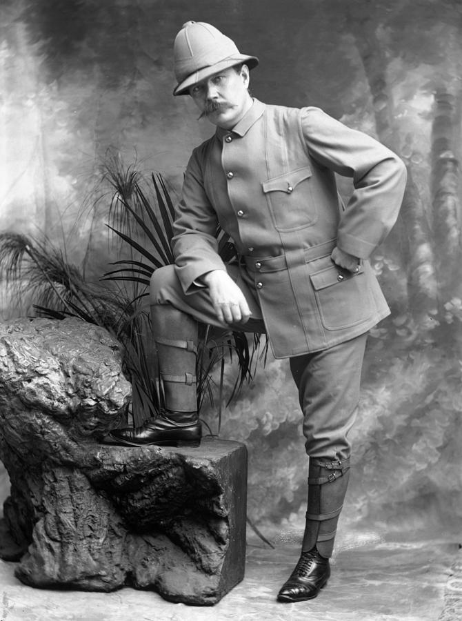 Conan Doyle Photograph by London Stereoscopic Company