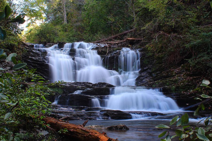 Conasauga Falls by Richard Parks