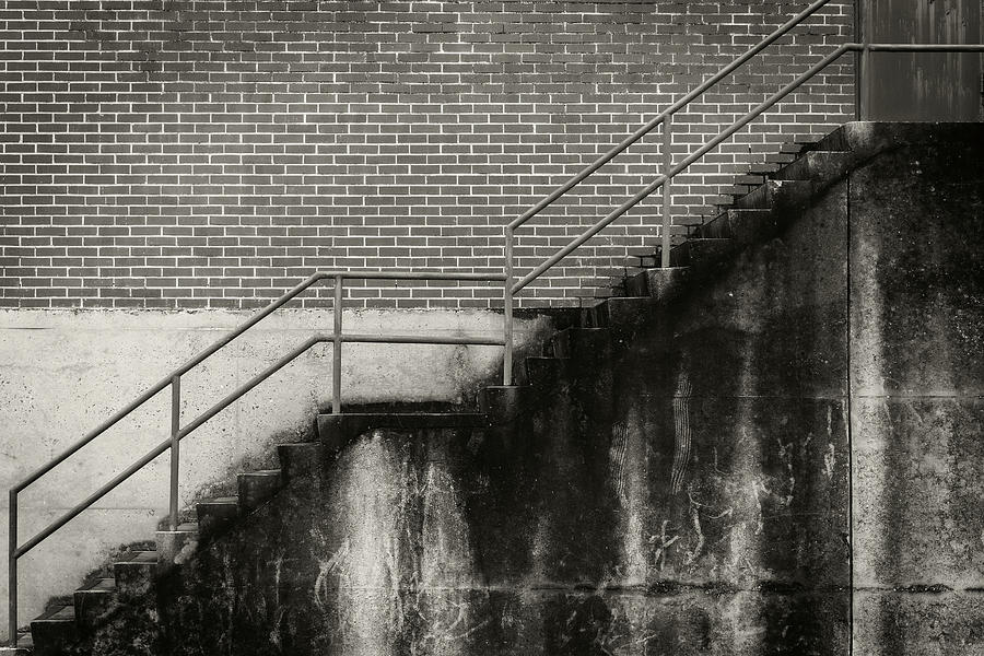 Concrete Steps by Bud Simpson