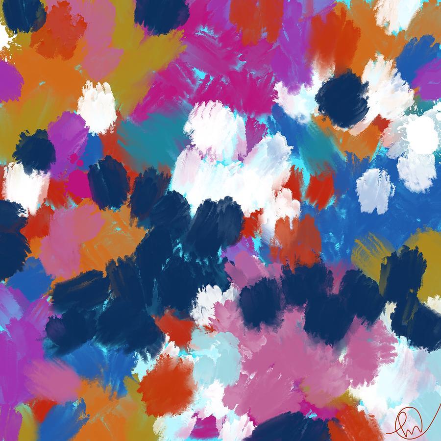 Confetti  by Monica Martin