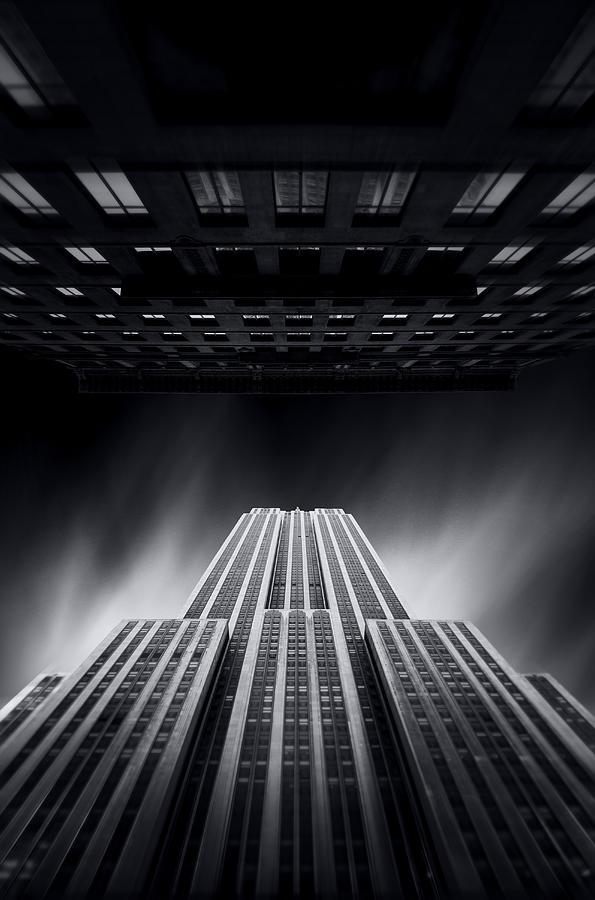 Empire Photograph - Confrontation by Sebastien Del Grosso