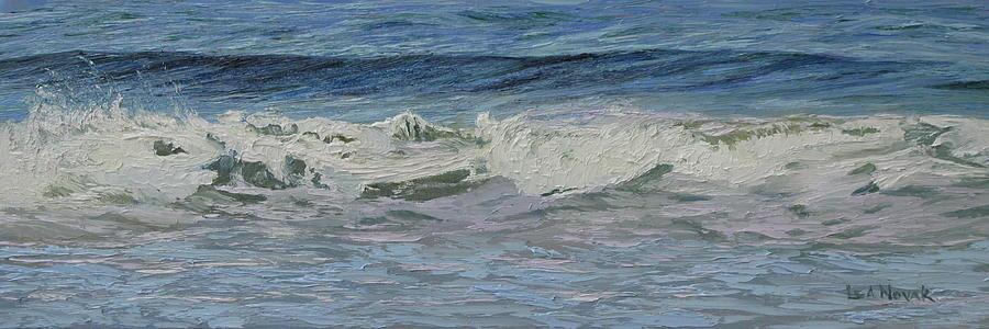 Confused Waves by Lea Novak