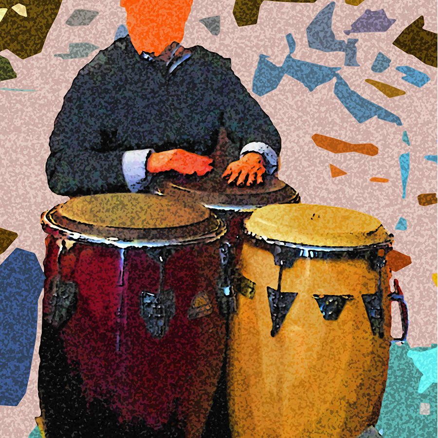 congas by Jessica Levant