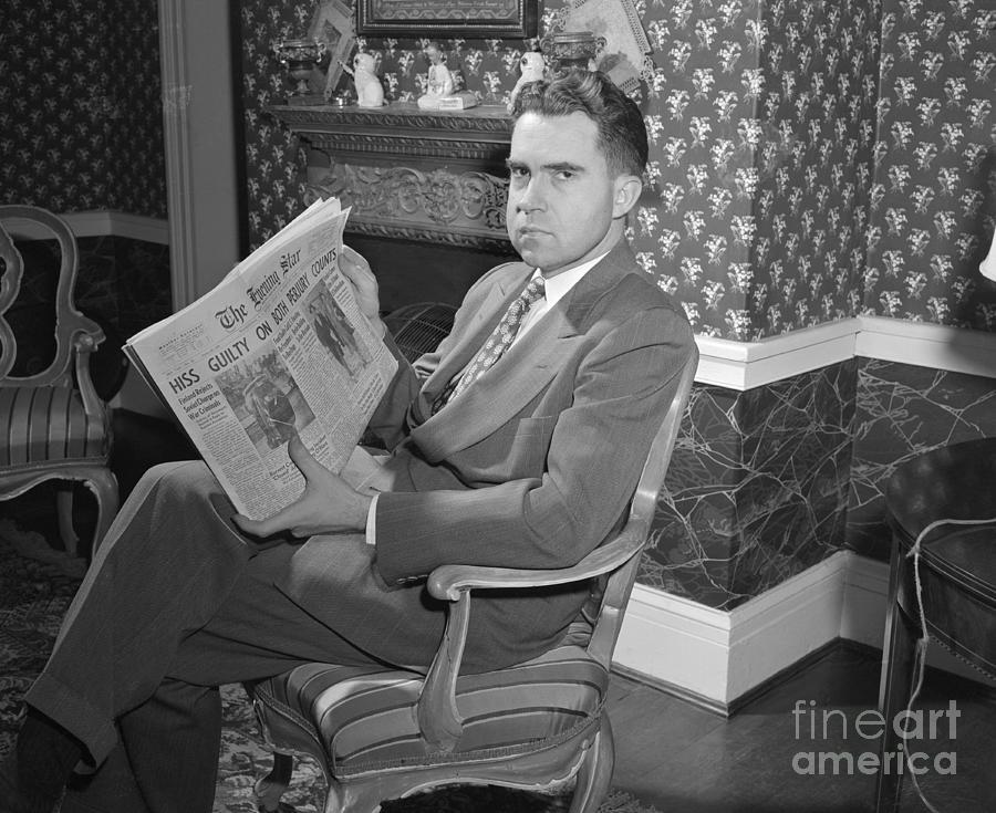 Congressional Representative Richard Photograph by Bettmann