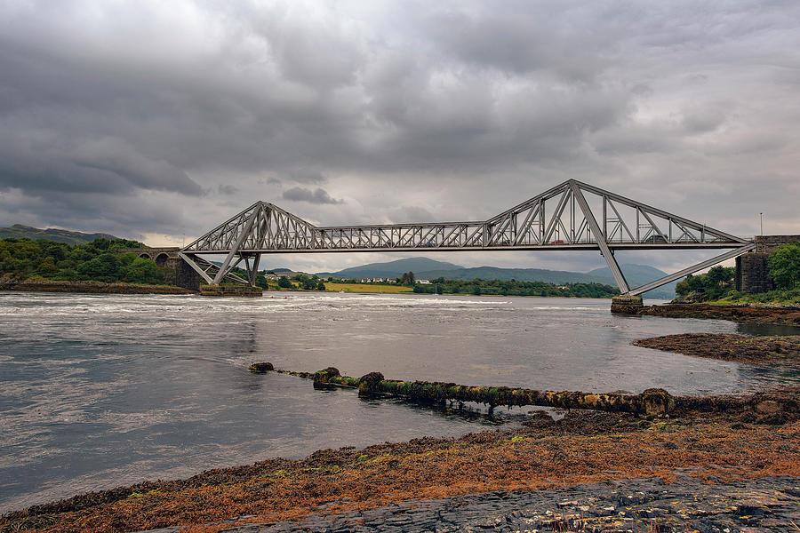 Connel Bridge by Ray Devlin
