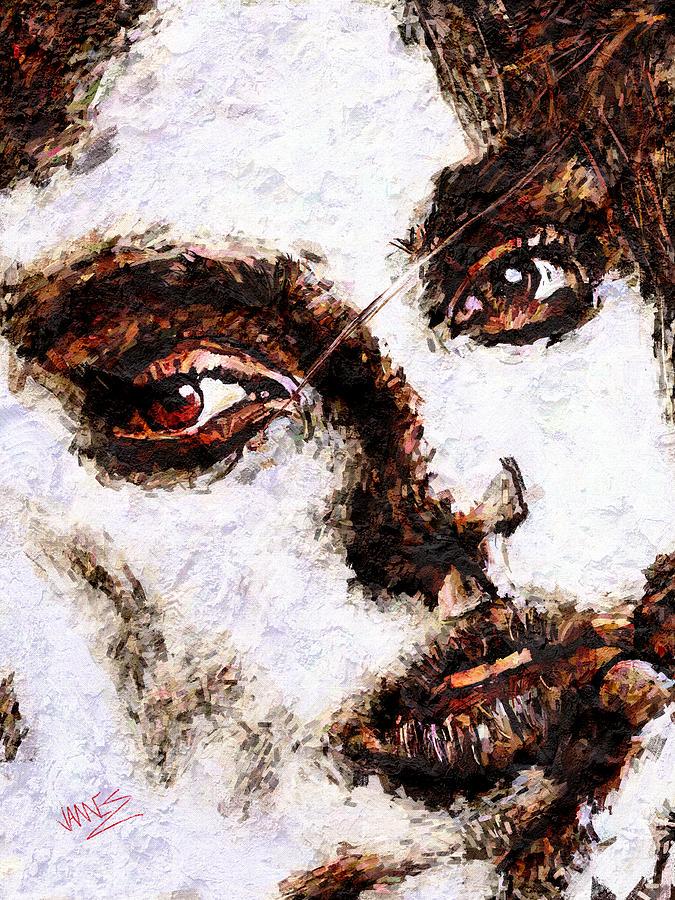 Contemplation artwork by James Shepherd