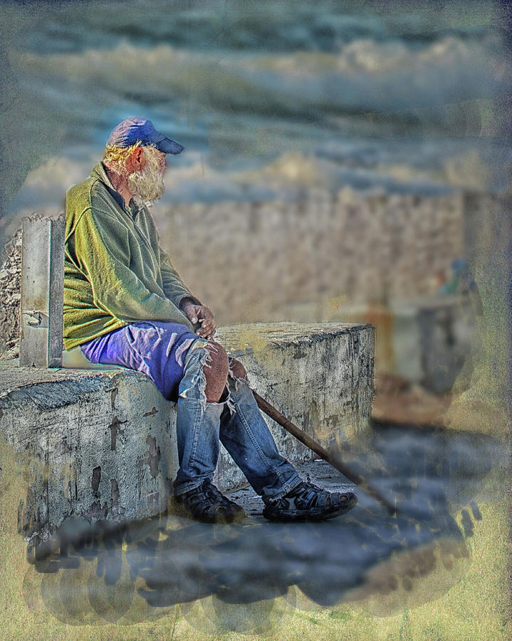 Contemplation by Jolynn Reed