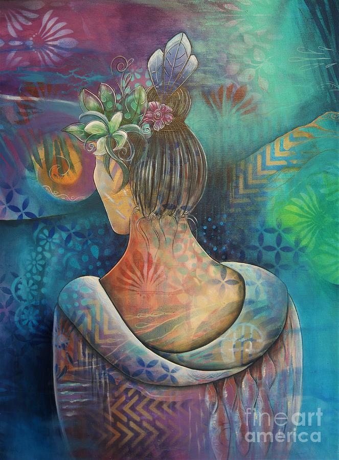 Contemplation  by Reina Cottier