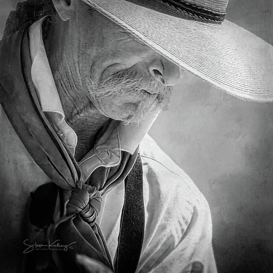 Contemplation by Steve Kelley