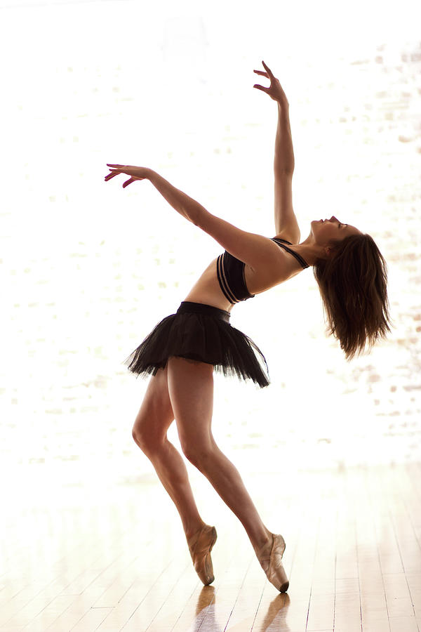 Contemporary Dance Move Photograph by Phil Payne Photography