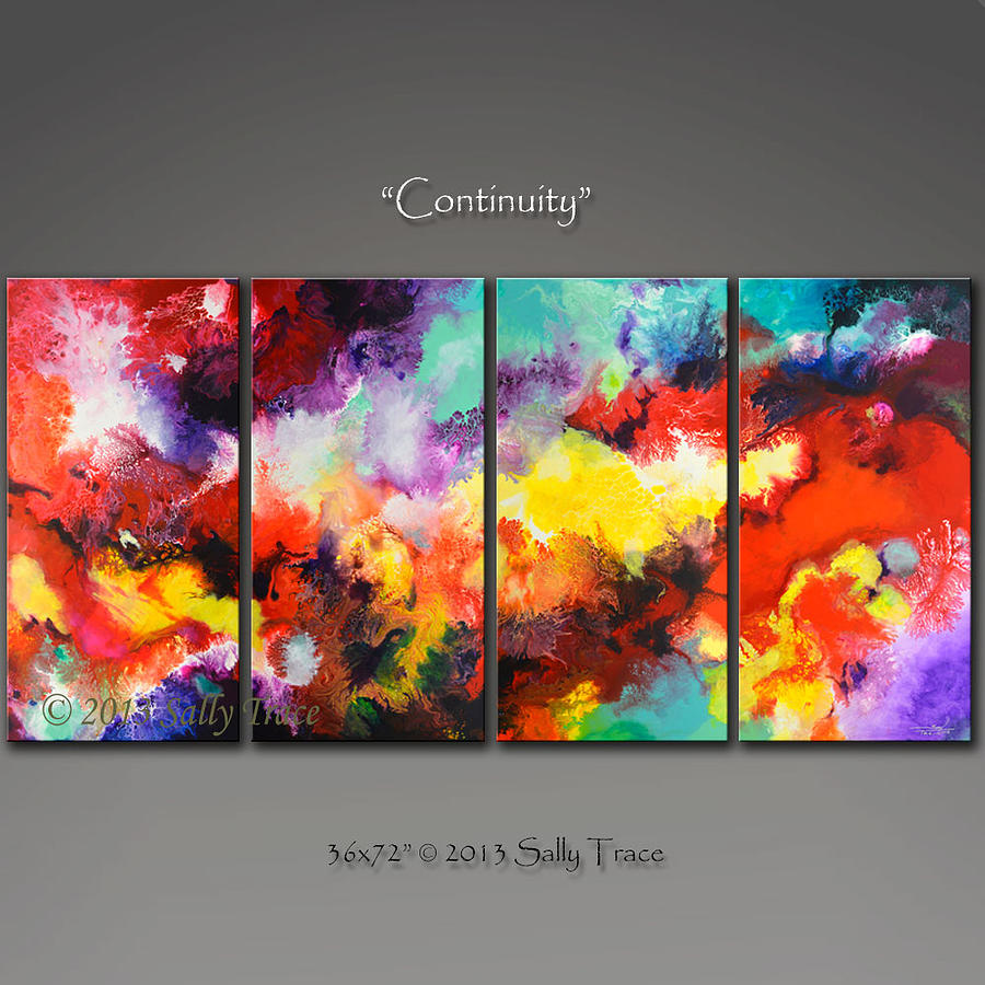 Continuity by Sally Trace