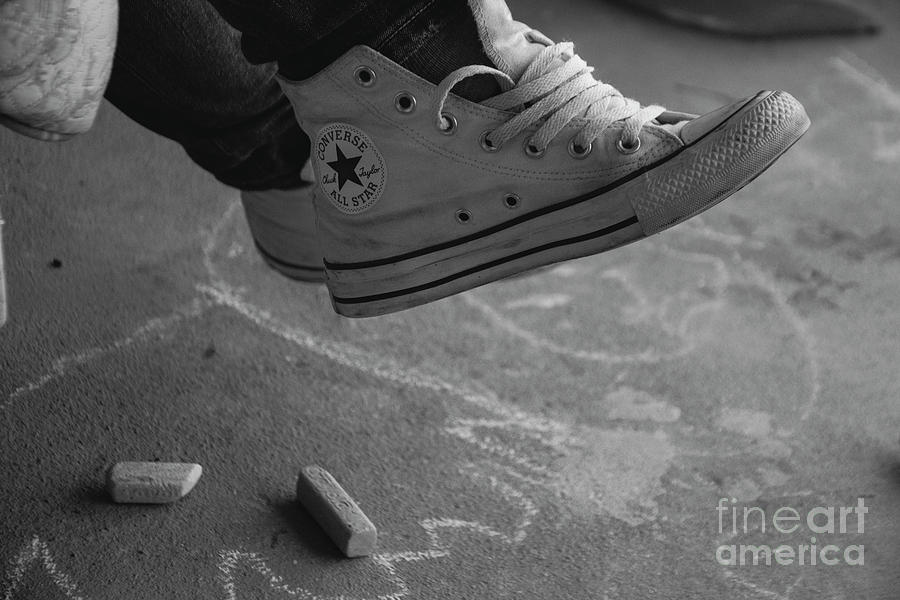 Converse by FineArtRoyal Joshua Mimbs