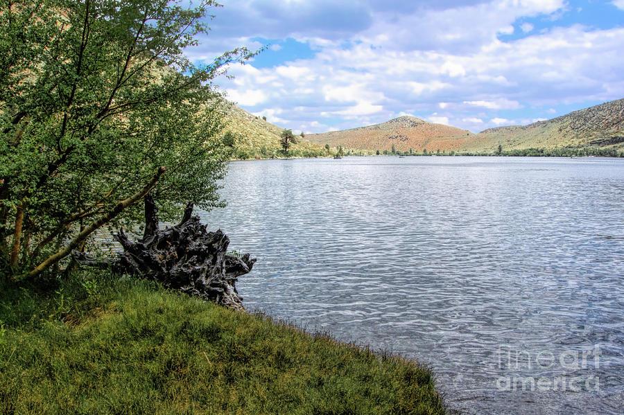 Convict Lake Trail 2 by Joe Lach