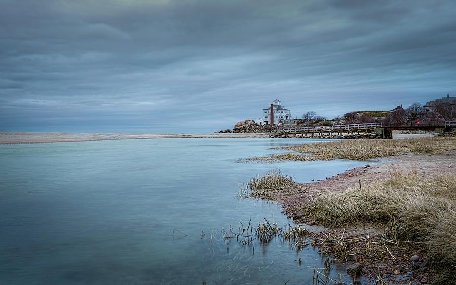 Cool Blue at Good Harbor by Thomas Gaitley
