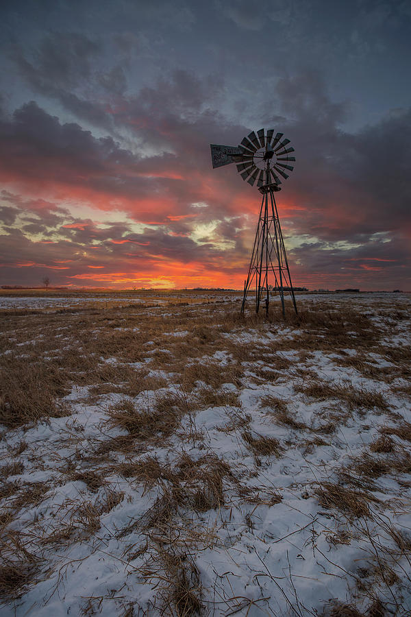 Sun Photograph - Cool Breeze  by Aaron J Groen