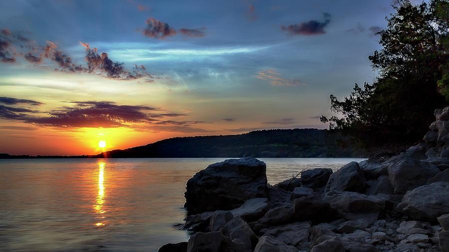 Cool Sunrise by Stephen Riella