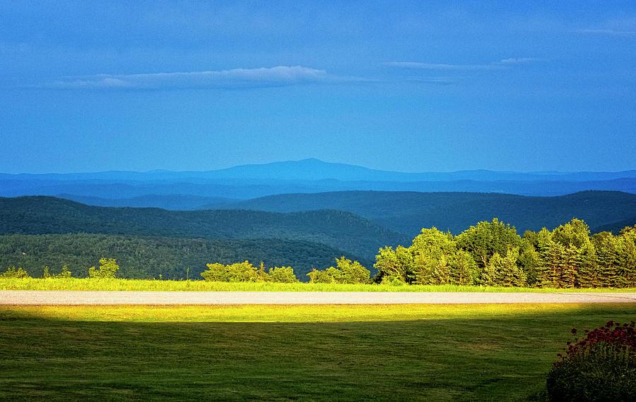 Cooper Hill View by Tom Singleton