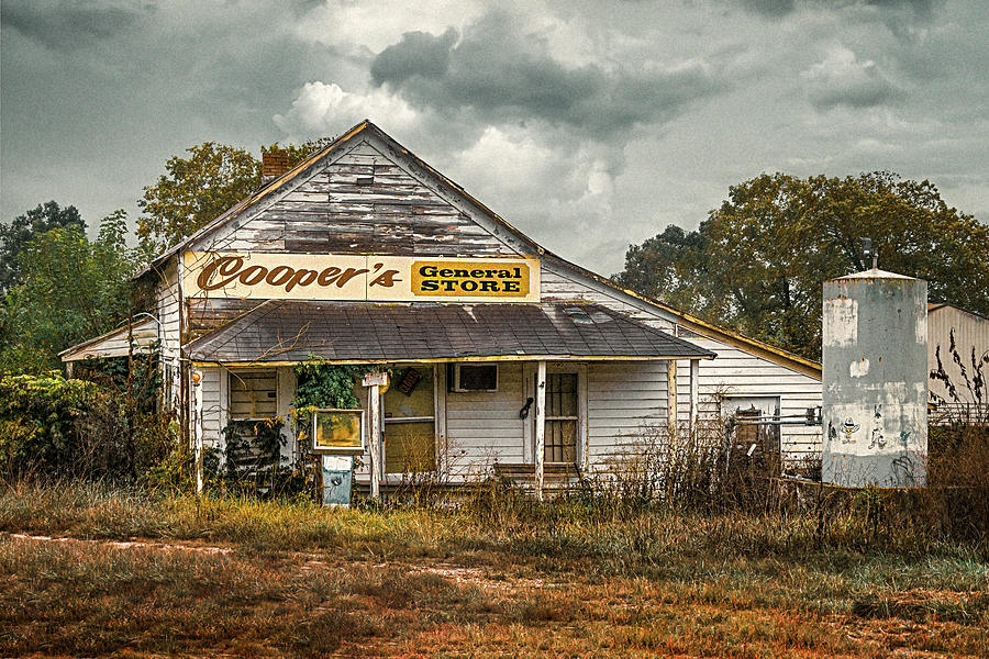 Coopers General Store by Robert FERD Frank