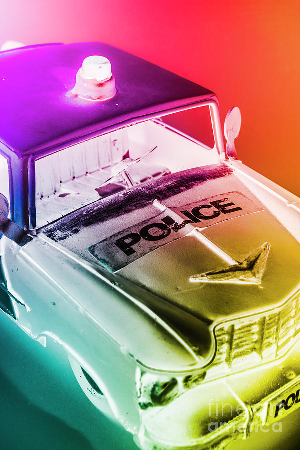 Detectives Photograph - Cop Pops by Jorgo Photography - Wall Art Gallery