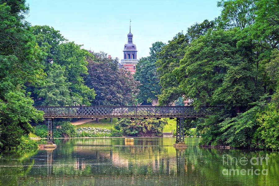 Copenhagen Park Bridge Photograph