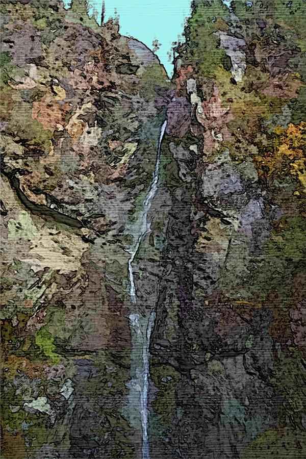 Copper Falls by Robert Bissett