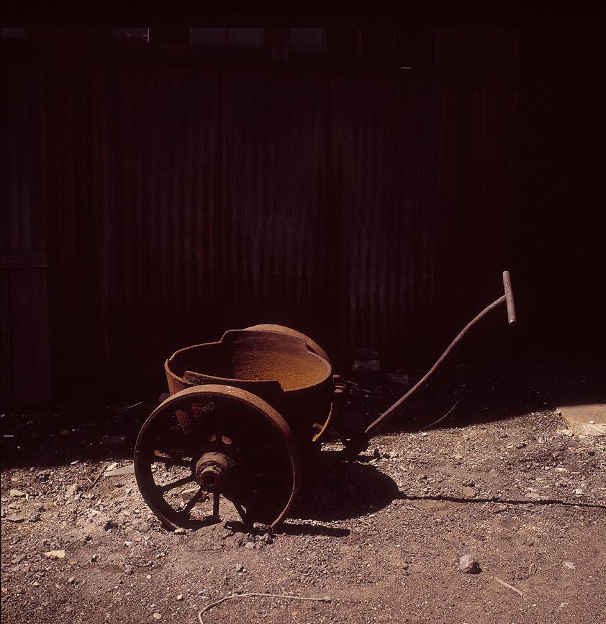 Copper Ladle Photograph by Robert Natkin