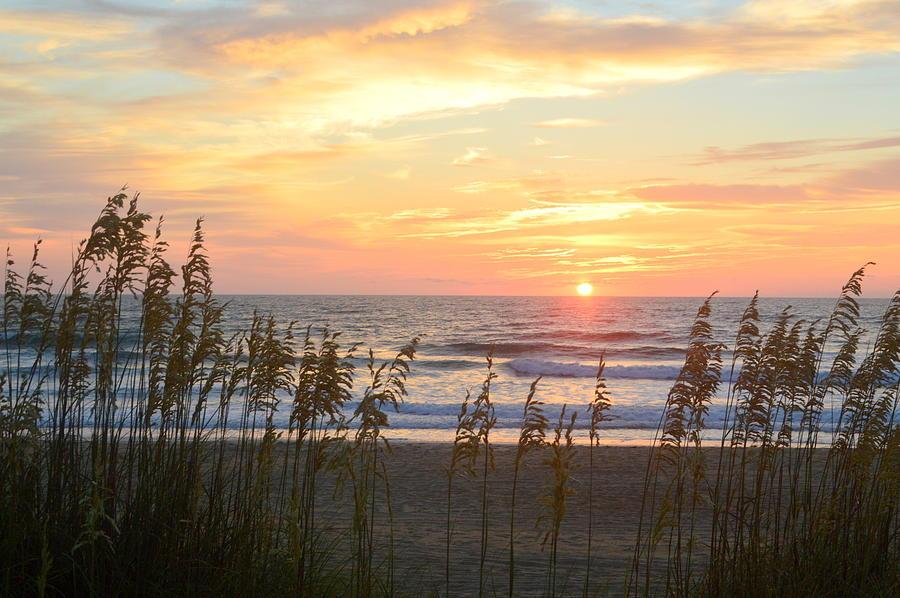 Coquina Beach 7/28/19 by Barbara Ann Bell