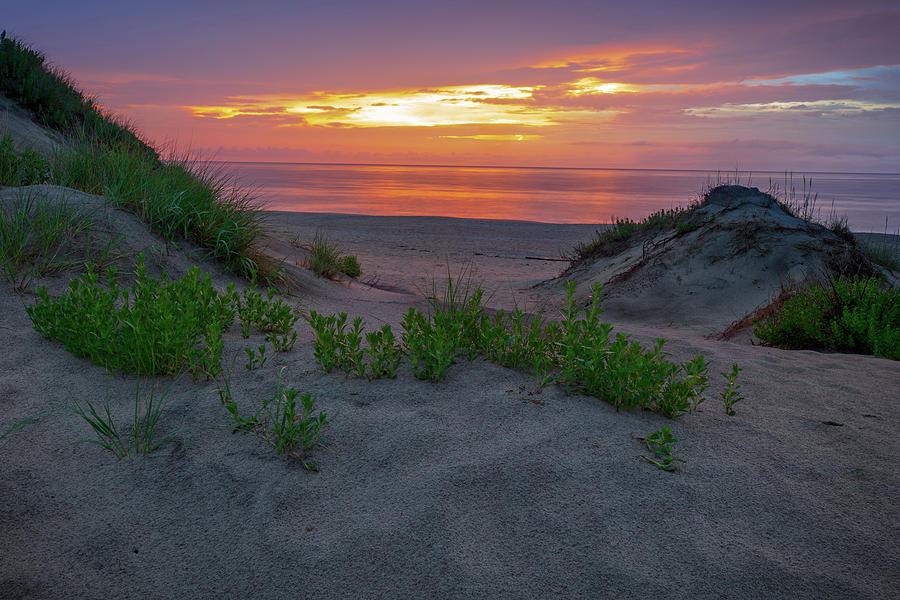 Coquina Beach  by Emmanuel Panagiotakis