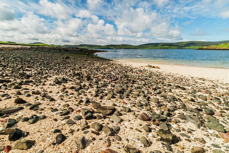 Isle Of Skye Photograph - Coral Beach, Skye by David Ross