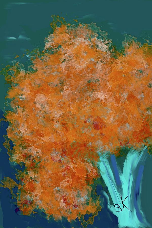 Coral Tree by Sherry Killam