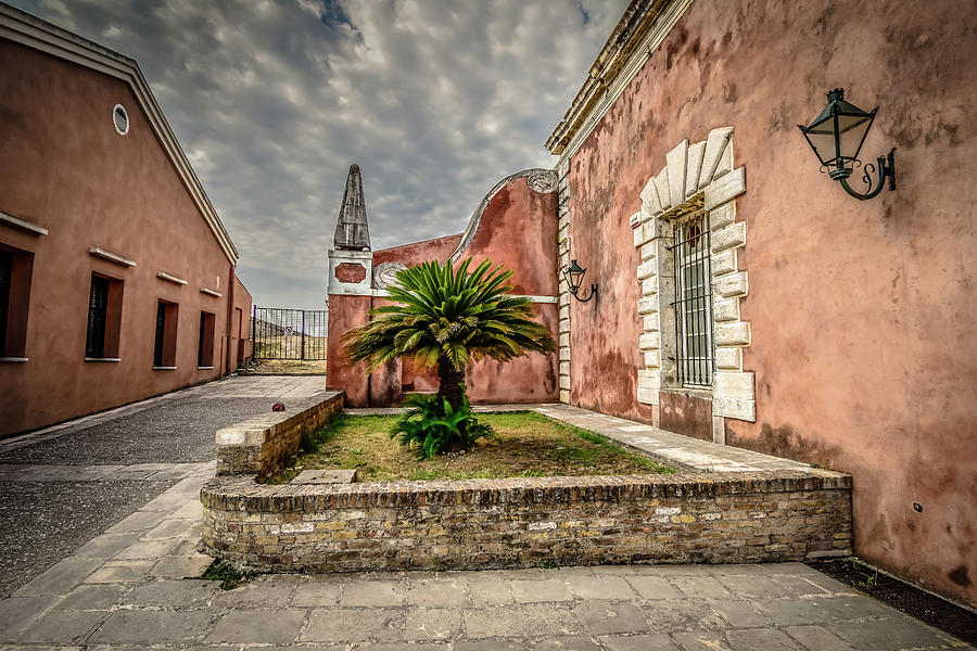 Corfu Greece by Bill Howard