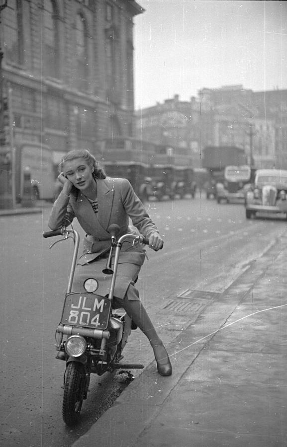 Corgi Rider Photograph by Raymond Kleboe