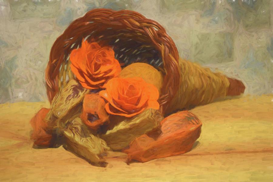 Cornucopia by Pamela Walton