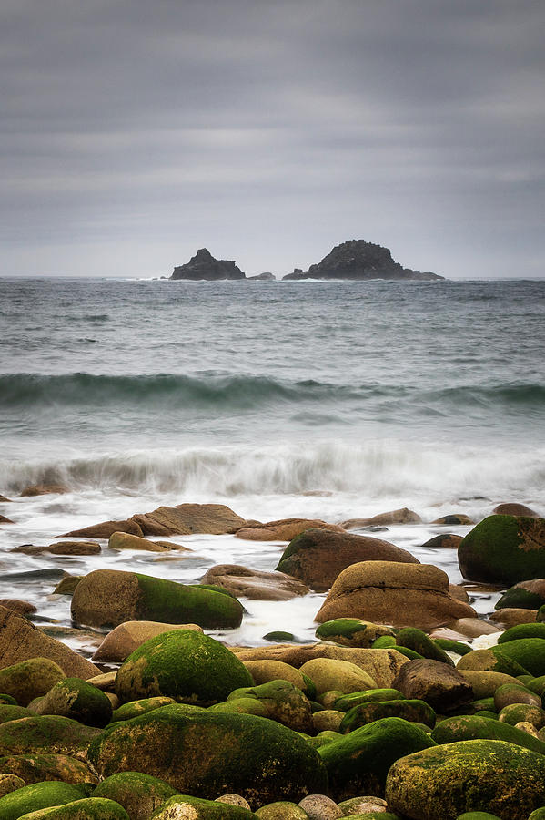 cornwall Seascape 001 by Chris Smith