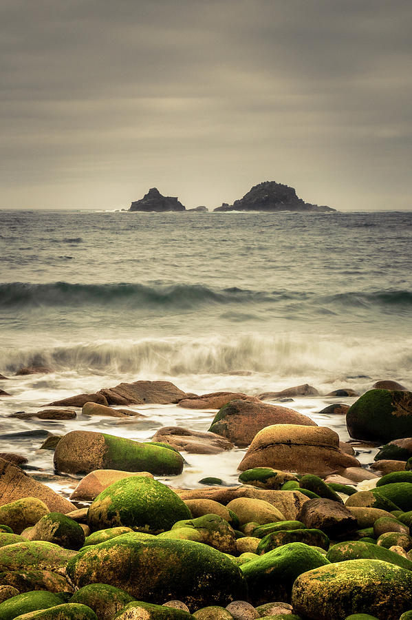 cornwall Seascape 002 by Chris Smith