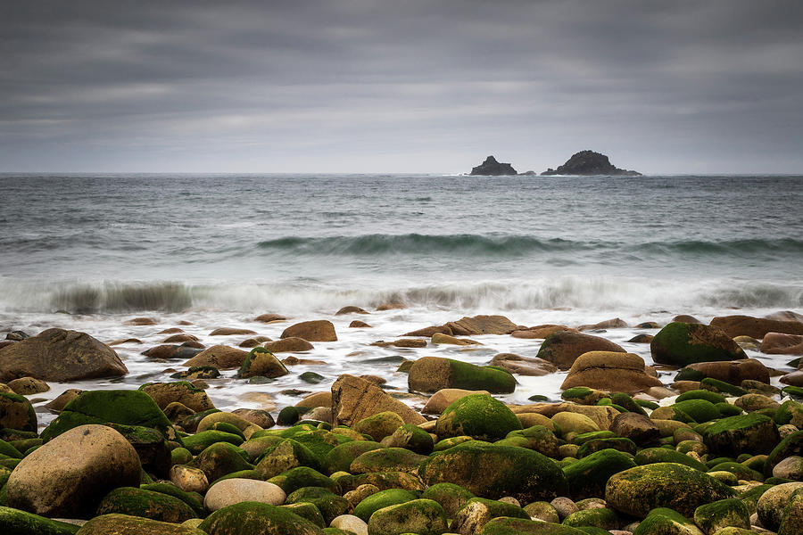 cornwall Seascape 003 by Chris Smith
