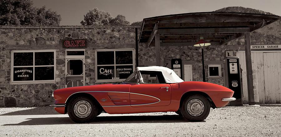 Corvette Cafe - C1 by Jayson Tuntland