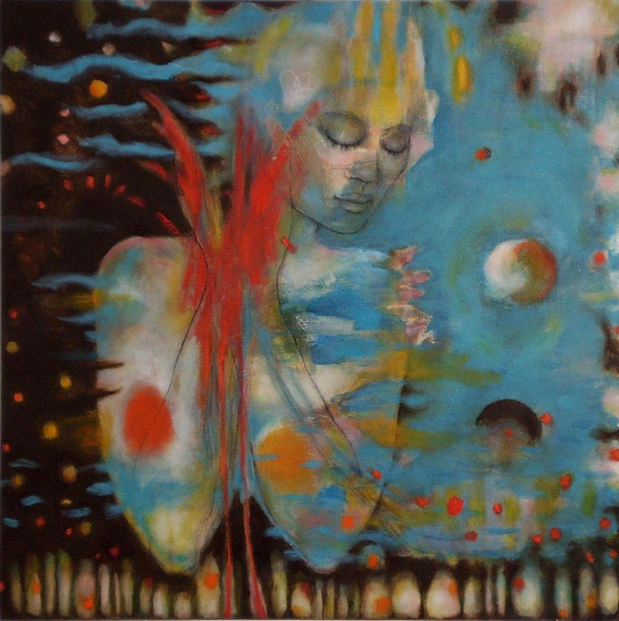 Conversation with Gaia by Jan Zoya