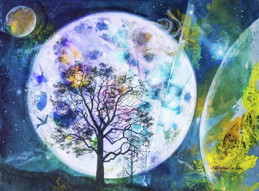 Cosmic Dance by Patricia Allingham Carlson