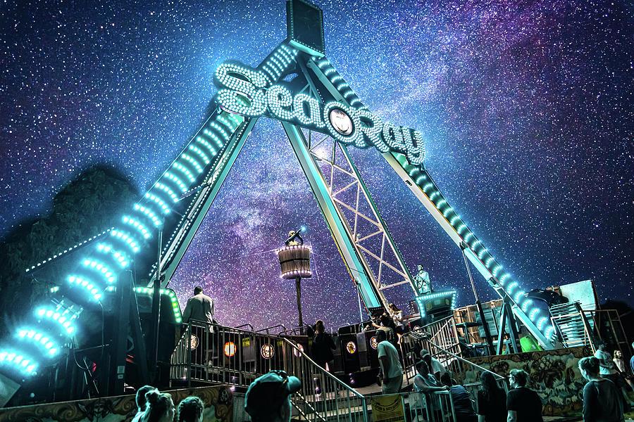 Cosmic Fair Ride by Jonny D