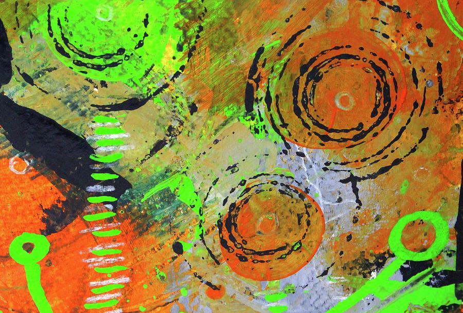 Cosmic Garden 3 by Nancy Merkle