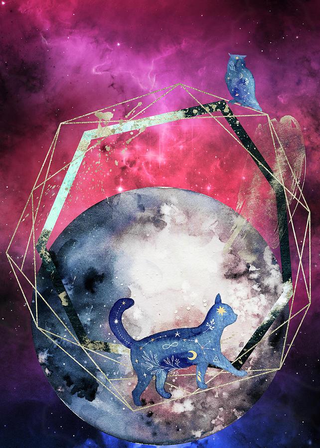 Cosmic Portal by Bee-Bee Deigner