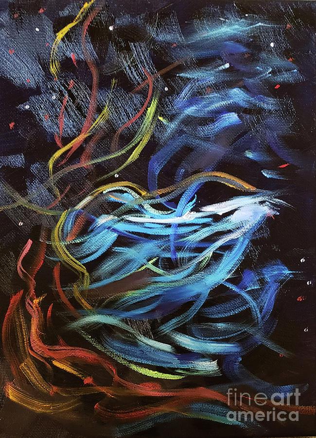 Cosmos by Stanton Allaben