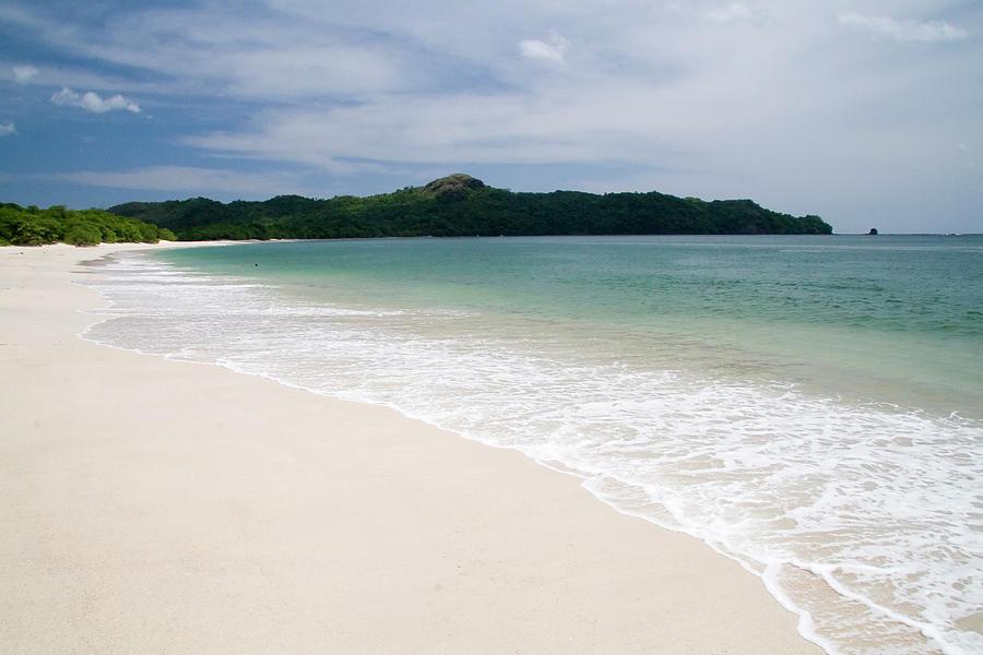Costa Rica White Sand Beach 1 Photograph by Artedetimo