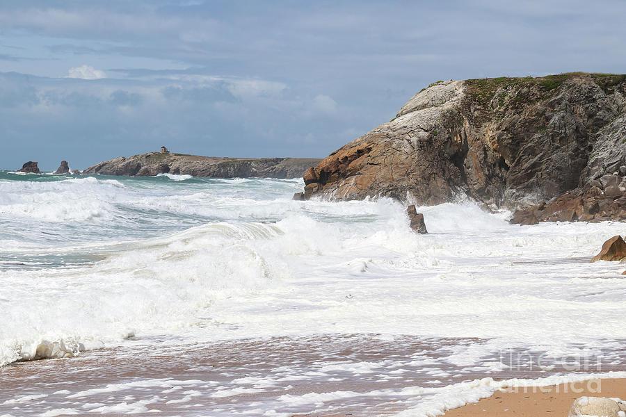 Cote Sauvage - Wild Coast of the Quiberon by Michal Boubin
