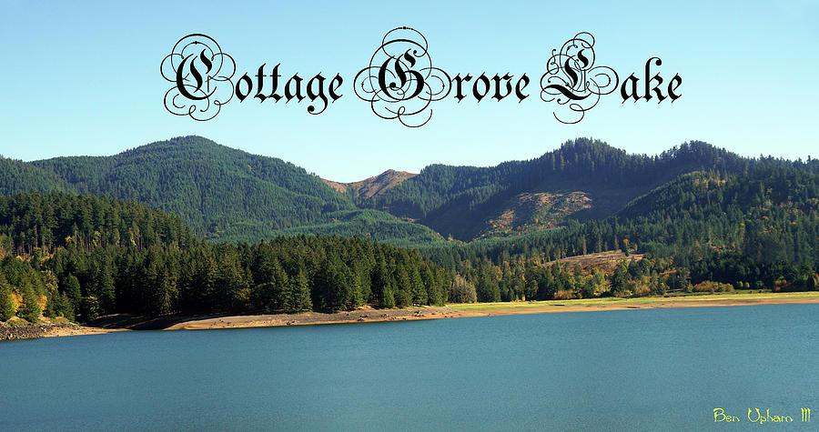 Cottage Grove Lake by Ben Upham III