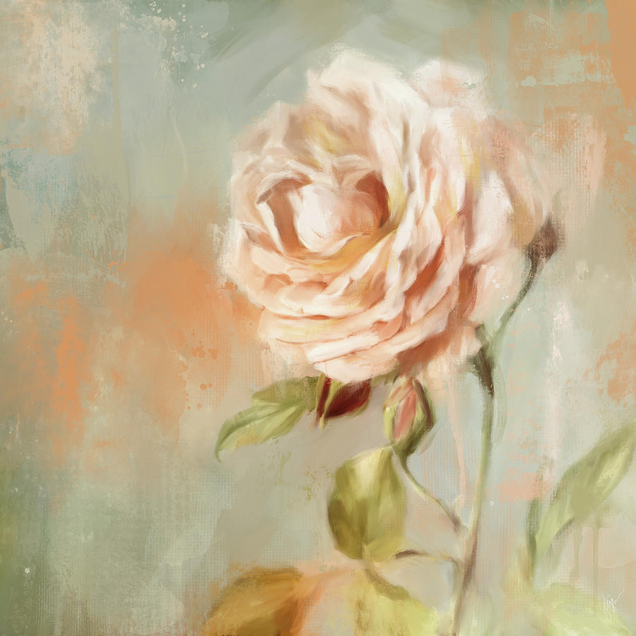 Cottage Rose by Jai Johnson